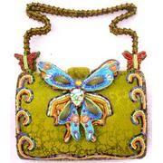 Mary Frances Handbag Erfly