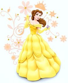 #Disney's Beauty and the Beast - Princess Belle Cosplay Custome