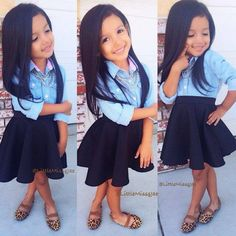 Super cute kids outfit!