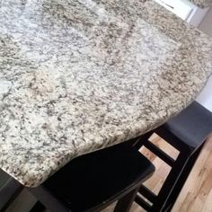 Add a curve to kitchen island