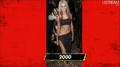 Christina Aguilera 2000 she was way too skinny back then!!!!