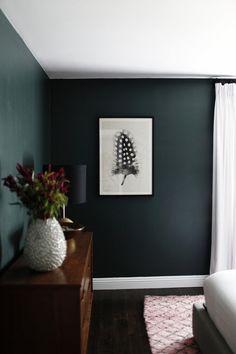 Design by Carl and the Wolf Paint colour BM Crisp Romaine