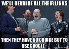 Google+ humor
