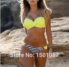 $18.68 (Buy here: https://alitems.com/g/1e8d114494ebda23ff8b16525dc3e8/?i=5&ulp=https%3A%2F%2Fwww.aliexpress.com%2Fitem%2FSummer-New-Arrival-Sexy-Swimwear-Lady-Biquini-Women-Swimsuit-Low-Waist-Striped-Biquini-Push-Up-Bikini%2F32684669417.html ) Summer New Arrival Sexy Swimwear Lady Biquini Women Swimsuit Low Waist Striped Biquini Push Up Bikini Bathing Suit Beachwear for just $18.68