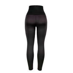 The back of black body shaper pants Custom Sportswear, Short Torso, Body Curves, Improve Posture, New Fashion Trends, Black Body, Private Label, Workout Wear, Thighs