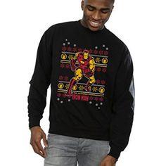 Catégorie Graphic Sweatshirt, T Shirt, Pulls, Marvel, Sweatshirts, Long Sleeve, Sleeves, Sweaters, Mens Tops