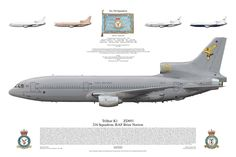Purchase Tristar at Squadron Prints. Stealth Aircraft, Military Aircraft, Illustration Avion, Modern Fighter Jets, British Armed Forces, Airplane Design, Obi, Aircraft Design, Royal Air Force