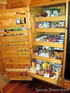 Kitchen Pantry- Organized in Tacoma, Wa
