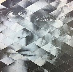 Geometric photoart.