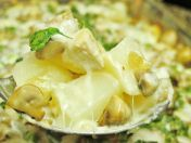 Amazing and easy chicken potato bake