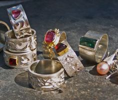 Treasure - Handmade Jewelry by Nicole Bolze ORIGINALS
