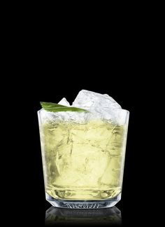 Mint Tequila