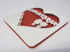 Wedding or anniversary papercut personalised by chloescraftsuk, £4.00