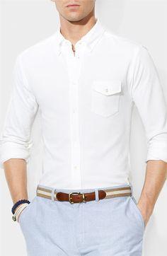 Polo Ralph Lauren Classic Fit Sport Shirt  6a34ee5405f0e