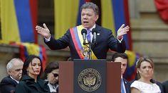 Juan Manuel Santos anuncia comisión de cese al fuego con las #FARC