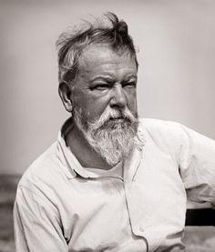 The spanish painter Joaquin Sorolla