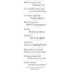 Secrets to Successful Fashion Blogging Part II ❤ liked on Polyvore featuring text, phrase, quotes and saying