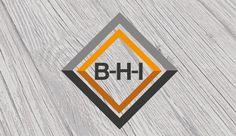 Logo - B-H-I Bauservice WebdesignLand Web Design, Logo Design, Logos, Logo, Design Web, Website Designs
