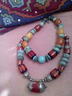 Tsafi Gome- ethnic jewelry