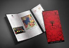 Rack Card, Brochure Design, Cover, Books, Cards, Flyer Design, Libros, Book, Leaflet Design