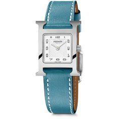 Hermès Heure H Pm Watch $3550