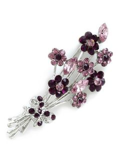 A Bouquet a Day Pin, #ModCloth (It's something to put on anything.)
