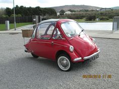 Heinkel Trojan Bubblecar Ipswich Three Wheeler Cars