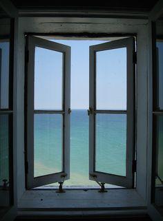 Window to heaven?