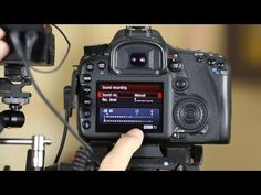 DSLR FILM This guy makes loads & loads of geeky but very useful video tutorials about filming on DSLR cameras. Covers a lot. Also, check his Youtube Subscribe buttons at the end of his vids!