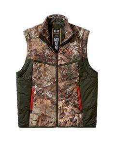 camo under armour vest