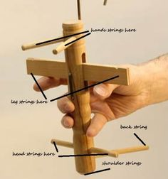 U & I (Useful and Interesting): Directions for Making Puppets