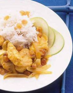 curry de poisson