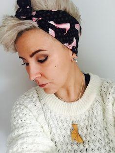 De Tacones y Bolsos: Estilo Puratití, accesorios para el cabello