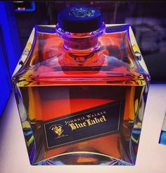 Johnnie Walker 200th Anniversary Blue Label