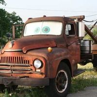 Galena, KS - Tow Mater from the Movie Cars (Done!)