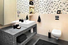 Zdjęcie nr 10 w galerii - Pomysły na kafelki w łazience
