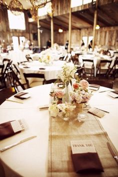 #rustic barn wedding; photo credit: Central Coast Tent & Party
