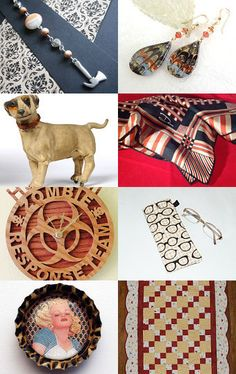 Summer Trends-a Unique Collection from the TEMPT Team by Stephanie Watson on Etsy--Pinned with TreasuryPin.com
