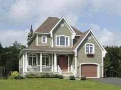 Eplans Gothic Revival House Plan - Plenty of Appeal - 1844 Square Feet and 3 Bedrooms(s) from Eplans - House Plan Code HWEPL08412