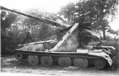 leichter Waffenträger 8.8 cm PaK 43/3 L/71 Ardelt