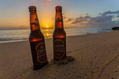 Barbados kedvenc söre, a Banks és a páratlan karibi naplemente
