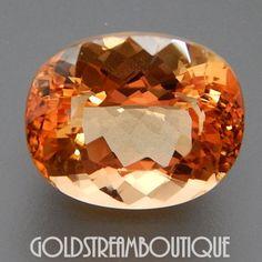 AMAZING 8.57 CARAT LOOSE NATURAL GOLDEN HONEY YELLOW CEYLON SAPPHIRE B2028