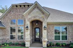Couto Homes Front Entry