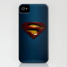 365 days of superheroes - Day 5: Superman iPhone Case by Sberla - $35.00