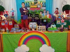 TOPA Junior Express Junior Express, Disney Junior, Rainbow Baby, Time To Celebrate, Yule, Ideas Para, Children, Kids, Pony