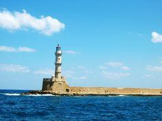 Chania old Venetian port, Crete