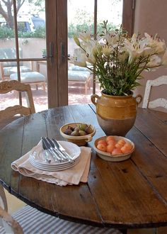 Santa Fe Country French Kitchen (Cultivate.com)