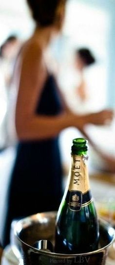 A Girls' Night ♥✤Celebration with Moet