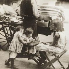 """Detail of """"Pushcart"""" photo by A. Old Pictures, Old Photos, Vintage Photos, Greenwich Village, Jessie, Columbia University Library, Old Fashioned Photos, Self Described, Old Photography"""