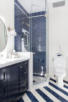Strategy, tricks, along with overview with regards to acquiring the very best end result and ensuring the max utilization of Small Bathroom Renovation Ideas Wet Room Bathroom, Simple Bathroom, Bathroom Interior, Master Bathroom, Bathroom Ideas, White Bathroom, Vanity Bathroom, Bath Room, Blue Bathroom Tiles